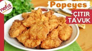 Popeyes Çıtır Tavuk Tarifi 💯💃 (Gerçeğini Aratmaz)