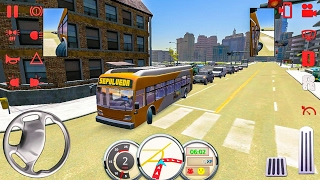 Bus Simulator 17 - Android Gameplay FHD