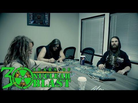 DECREPIT BIRTH - New Album: Axis Mundi (ORDER at NUCLEAR BLAST)