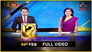 Live at 12 News – 2021.02.04 Thumbnail