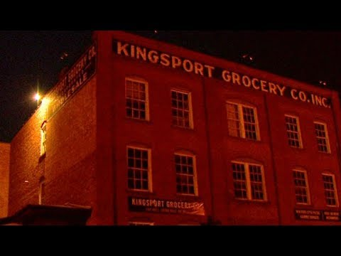The Ghosts of Kingsport Grocery Company - A Haunted South Investigation
