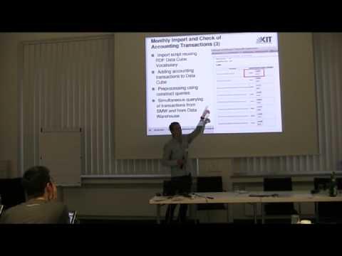 Collaborative Financial Analysis using Semantic MediaWiki