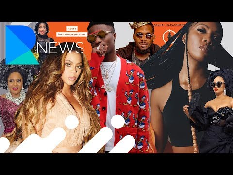 Wizkid and Tiwa slay their performance, Violence on Women and Children