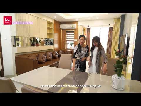 Roomtour căn hộ 77m2 tại chung cư Topaz Twins Biên Hòa