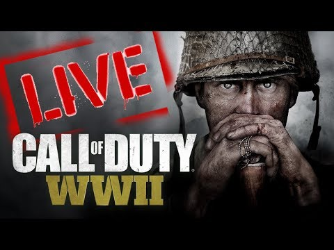 Call of Duty WW2 Beta  South African Live Stream
