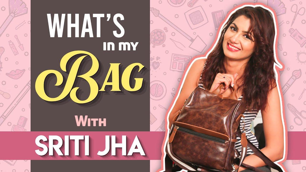 Download What's In My Bag Ft. Sriti Jha | Bag Secrets Revealed