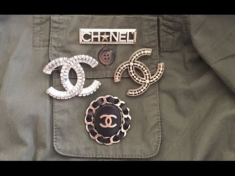 My Chanel Jewelry Collection & Review   2017