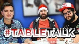 Guy Talk on #TableTalk!