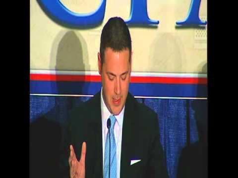Ben Domenech Speaks at CPAC Chicago
