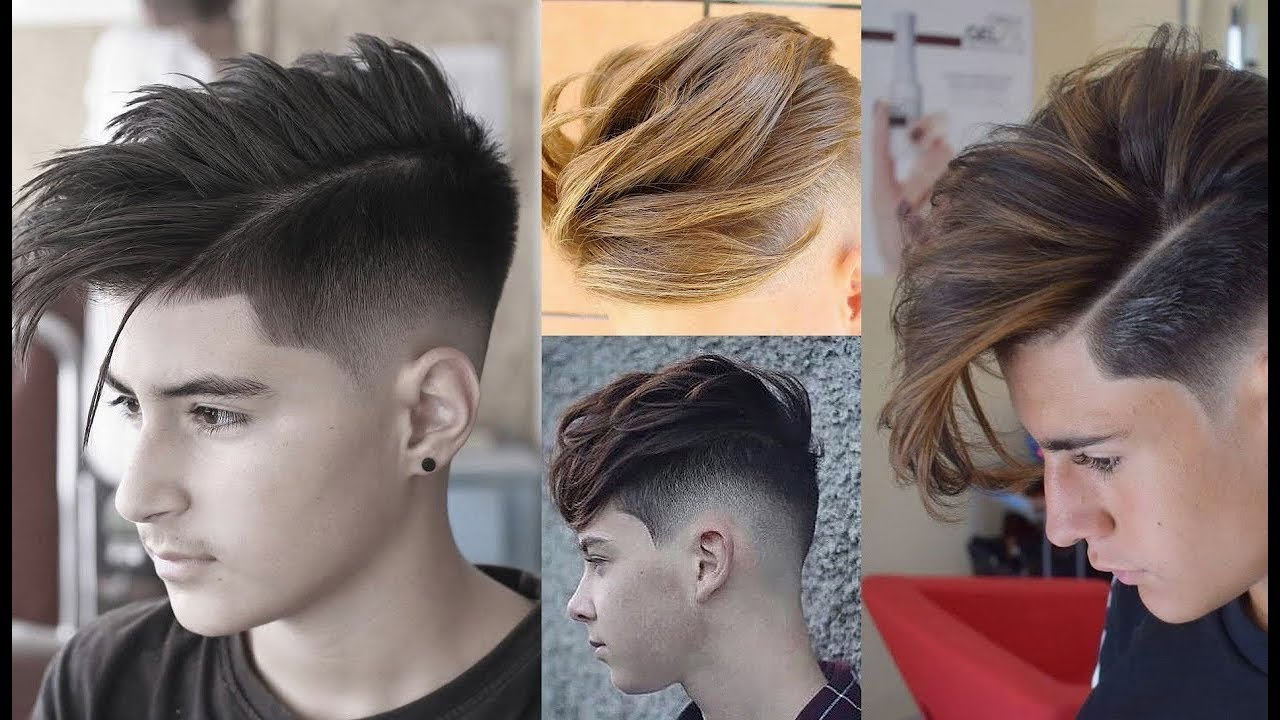 The Best Low Taper High Volume Fade 2018 Modern Hairstyle For Men