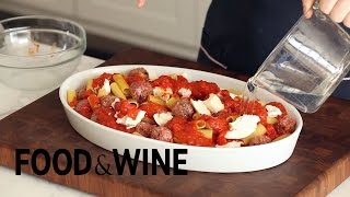 How to Make Easy Baked Pasta | Mad Genius Tips | Food & Wine