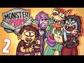 Monster Prom - WINTER UPDATE  [Part 2] With Octo, Erika Ishii, and Pam Horton