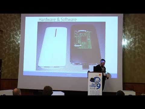 """WiFi practical hacking """"Show me the passwords!"""" at DefCamp 2018"""