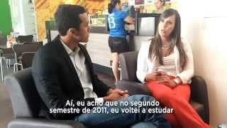 entrevista com regina aprovada no concurso da agu