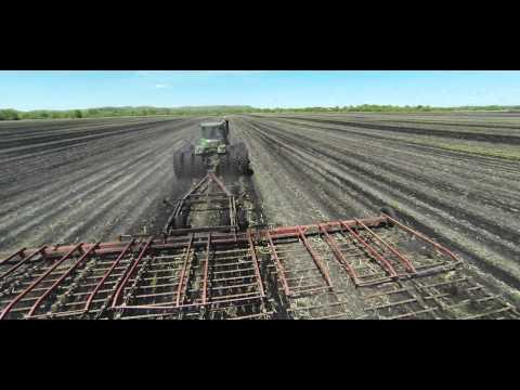 Tractor Aerial - DJI Phantom