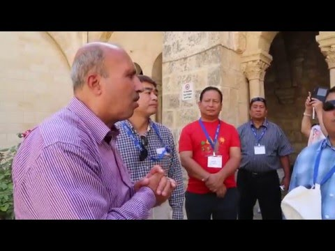 Israel Trip Short Video Clips with Tour Guide