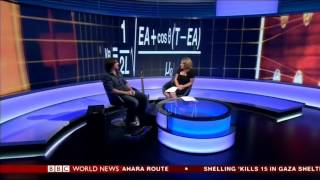 Guitar Physics on BBC World - David Robert Grimes