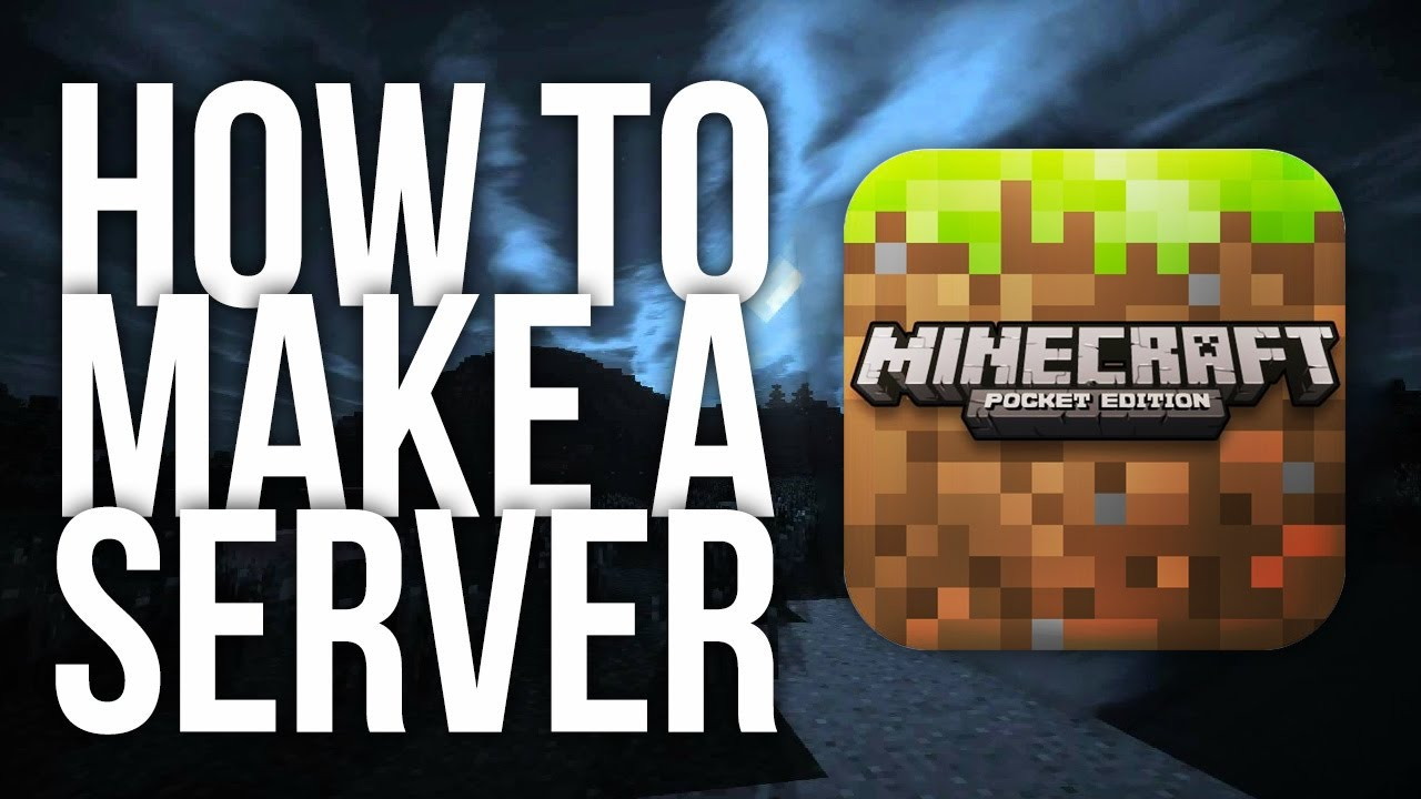 create your own minecraft pe server free