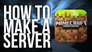 How to Make a Server for Minecraft Pocket Edition(In this episode of OMGcraft, Chad answers your questions about how to make a server for Minecraft Pocket Edition. Pocket Mine: http://www.pocketmine.net/ ..., 2017-01-31T18:00:02.000Z)