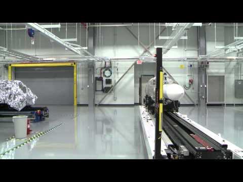 Raytheon's Huntsville Missile Factory