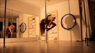 Pole Dance - Nana by Trey Songz(Needed a break from training for the next competition. Can´t wait until our new