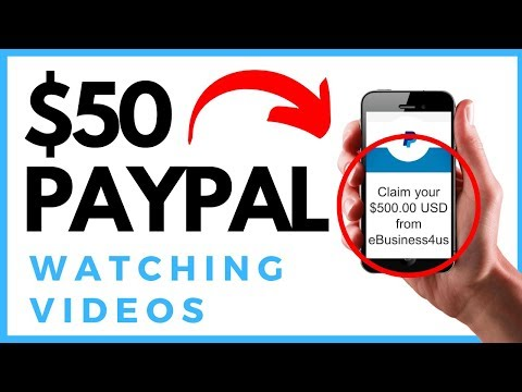 Make Money Watching Videos [BRAND NEW]
