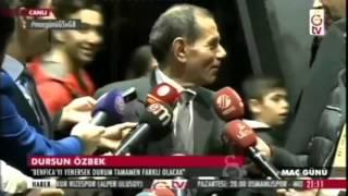 """Dursun Özbek: """"Haftaya Kadıköy'de diyor.."""""""