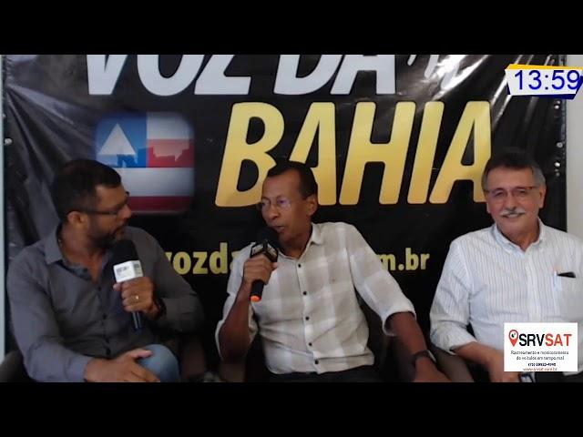 Meio-Dia e Meia Live hoje Dr Eduardo Cerqueira urologista da Incar e balanço do carnaval 2020