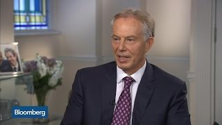Tony Blair: Corbyn 'Standing By' as Syria Barrel-Bombed