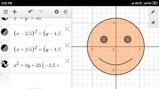 Smiley graph