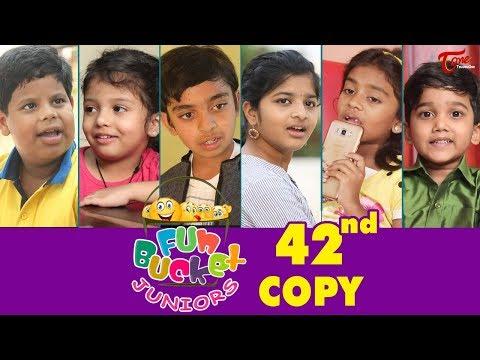 Fun Bucket JUNIORS | Episode 42nd | Kids Funny Videos | Comedy Web Series | By Sai Teja - TeluguOne