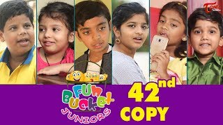 Fun Bucket JUNIORS | Episode 42 | Kids Funny Videos | Comedy Web Series | By Sai Teja - TeluguOne