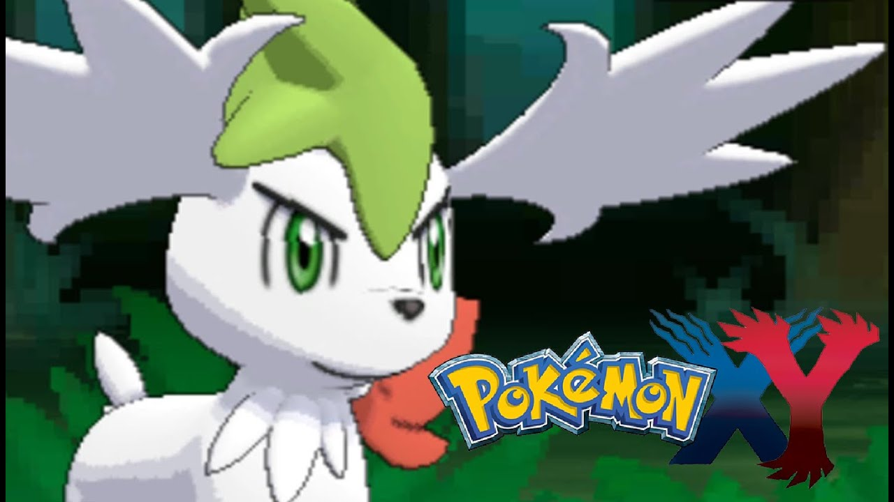 How to get Shaymin! (July 2016 | XY, ORAS) ALL INFO. - YouTube