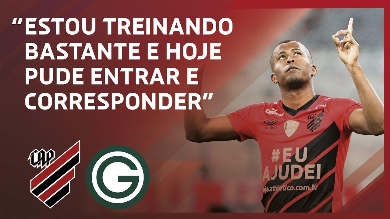 """LEI DO EX   Carlos Eduardo: """"Estou treinando bastante e hoje pude entrar e corresponder"""""""
