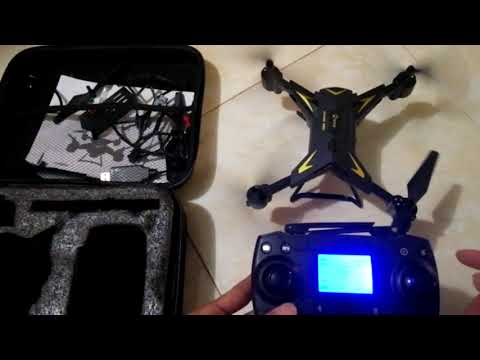 ERROR KY Drones GPS KY601G 4k CONTROLLER DEVICE, FAN WITHOUT ROTATE