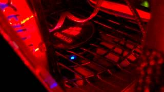 corsair tx750 fan noise
