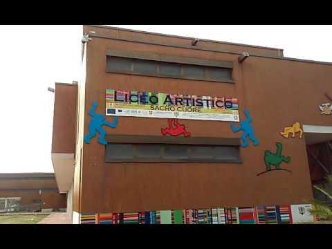 Liceo Artistico Sacro Cuore Cerignola 15.12.2016