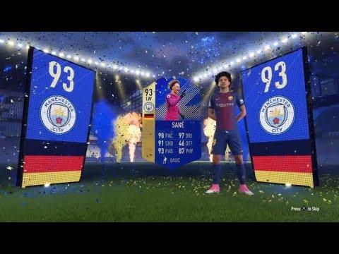 HO TROVATO SANE TOTS! FINALMENTE UNA GIOIA!! PACK OPENING FIFA 18 [ITA]