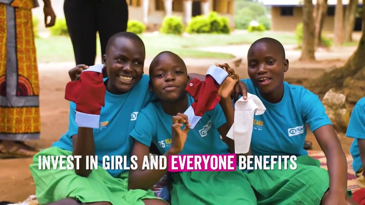 Uddannelse om menstruation ændrer liv