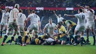 England v Australia Highlights | November 2014
