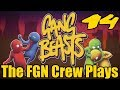 The FGN Crew Plays: Gang Beasts #14 - It's Chilly in Here (PC)