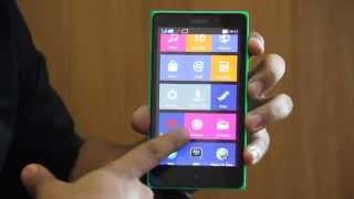 Nokia XL Review (Bangla)