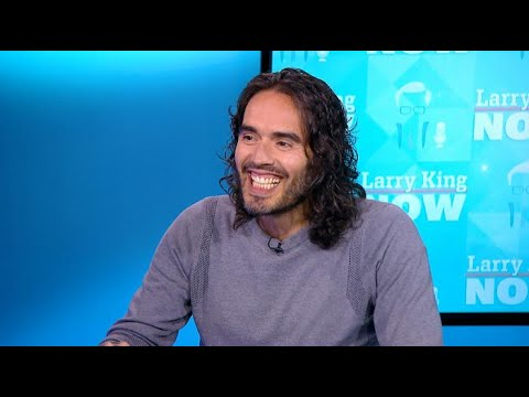 Russell Brand on what Trump and Bernie Sanders have in common | Larry King Now | Ora.TV
