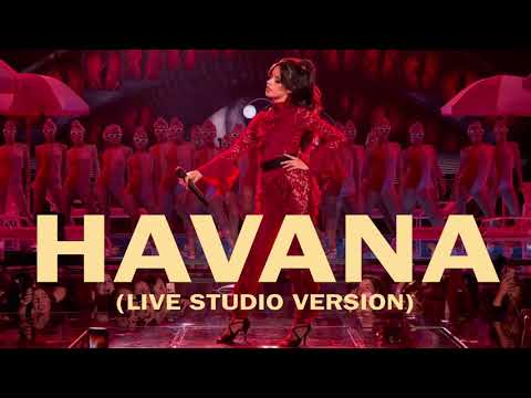 Camila Cabello - Havana (Live Studio Version)