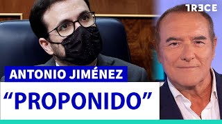"""Jiménez sobre el """"Proponido"""" de Garzón: """"¡Qué nivel tienen nuestros ministros!"""""""