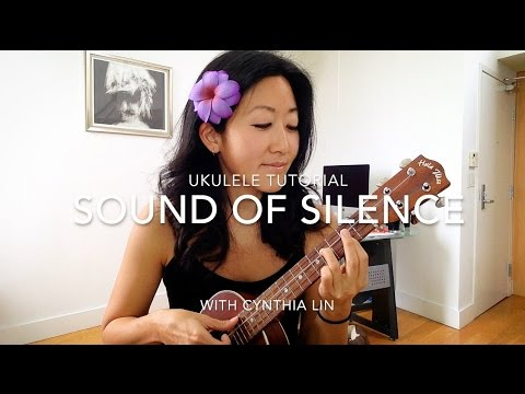 Sound of Silence  Ukulele Tutorial