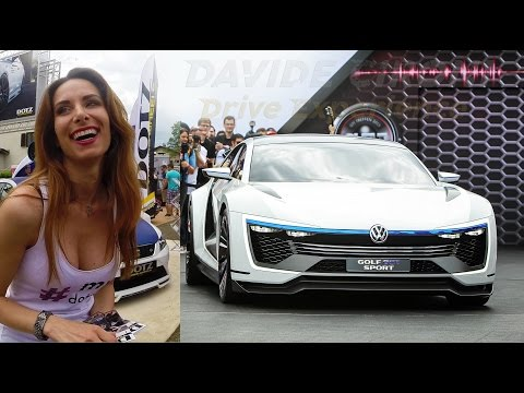 Worthersee GTI Meeting 2015 - Davide Cironi Drive Experience