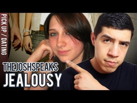 how to deal with jealousy in dating