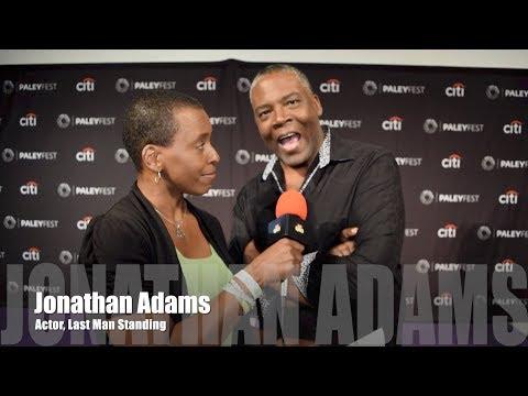 Last Man Standing: Jonathan Adams at PaleyFest 2018