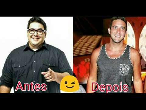 Actores que engordaron y adelgazaron